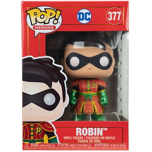 DC Heroes Imperial Palace Pop! Vinyl Figure Robin [377]