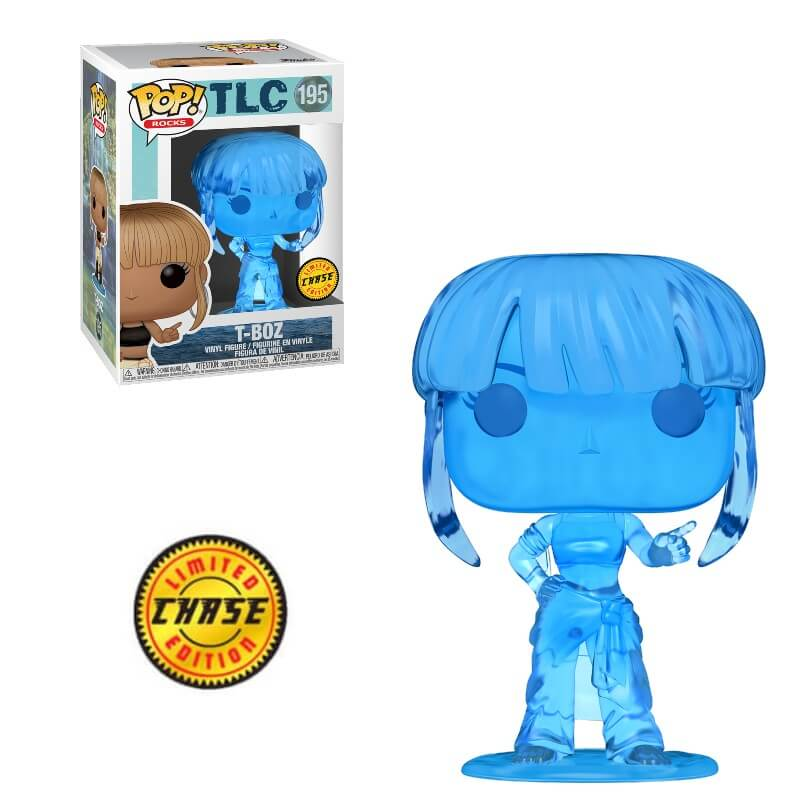 Rocks Pop! Vinyl Figure T-Boz (Chase) [TLC] [195]