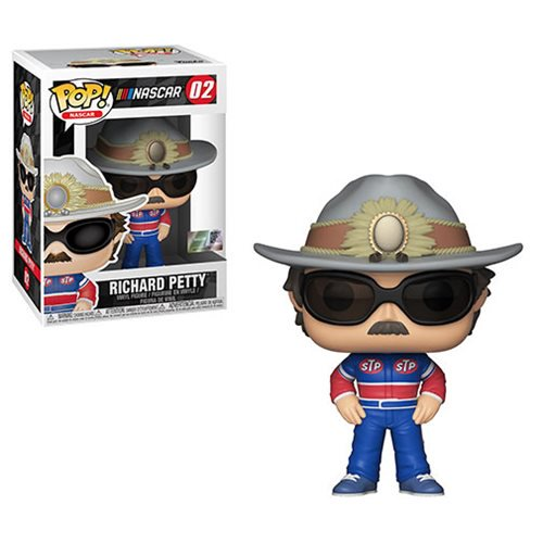 NASCAR Pop! Vinyl Figure Richard Petty [02]