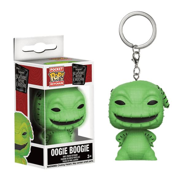 Disney Pocket Pop! Keychain Oogie Boogie [Exclusive]