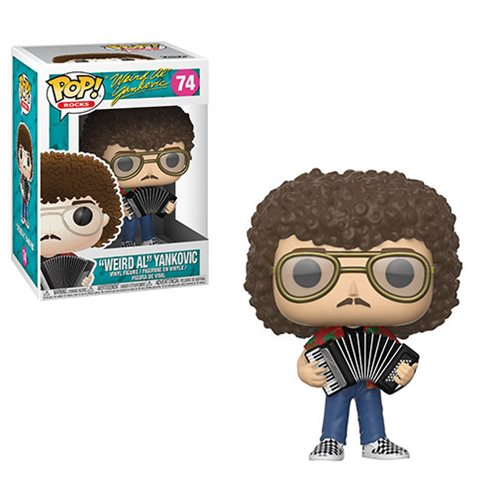 Rocks Pop! Vinyl Figure Weird Al Yankovic [74]