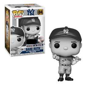 Sports Legend Pop! Vinyl Figure Babe Ruth (Black & White) [04]