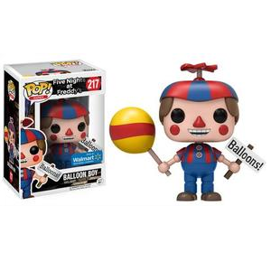 Five Nights at Freddy's Pop! Vinyl Figures Balloon Boy [217]
