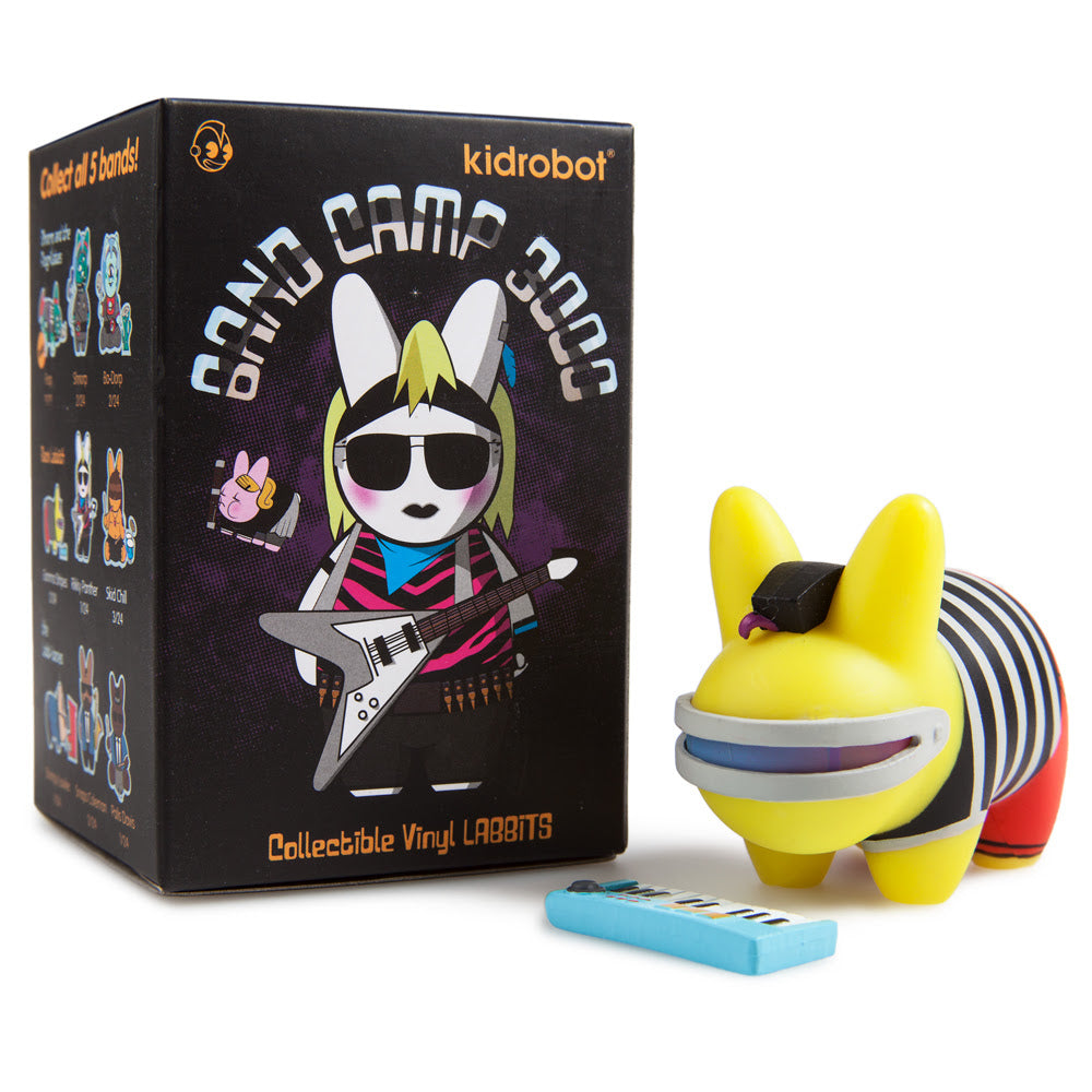 Kidrobot Band Camp 3000: (1 Blind Box)