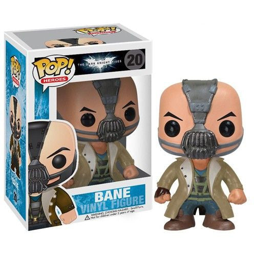 The Dark Knight Rises Movie Pop! Vinyl Figure Bane [20]