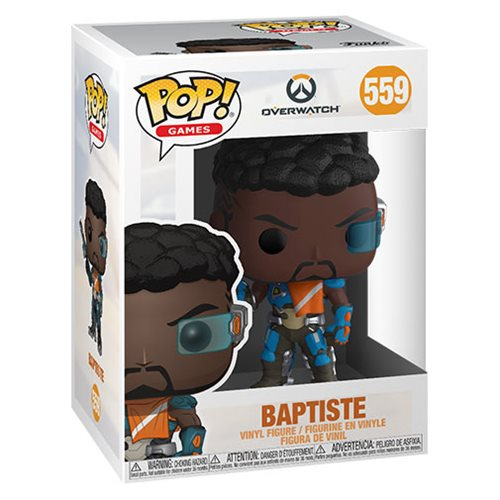 Overwatch 2 Pop! Vinyl Figure Baptiste [559] - Fugitive Toys