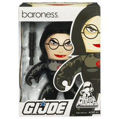 G.I. Joe Mighty Muggs: Baroness - Fugitive Toys