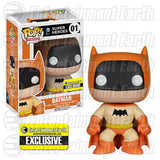 DC Universe Pop! Vinyl Figure Orange Batman 75th Anniversary Rainbow [Entertainment Earth Exclusive]