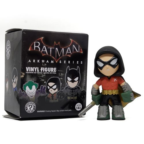 Funko Mystery Minis Batman Arkham Series: (1 Blind Box)