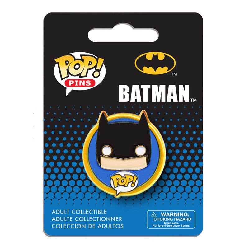 DC Universe Pop! Pins Batman - Fugitive Toys