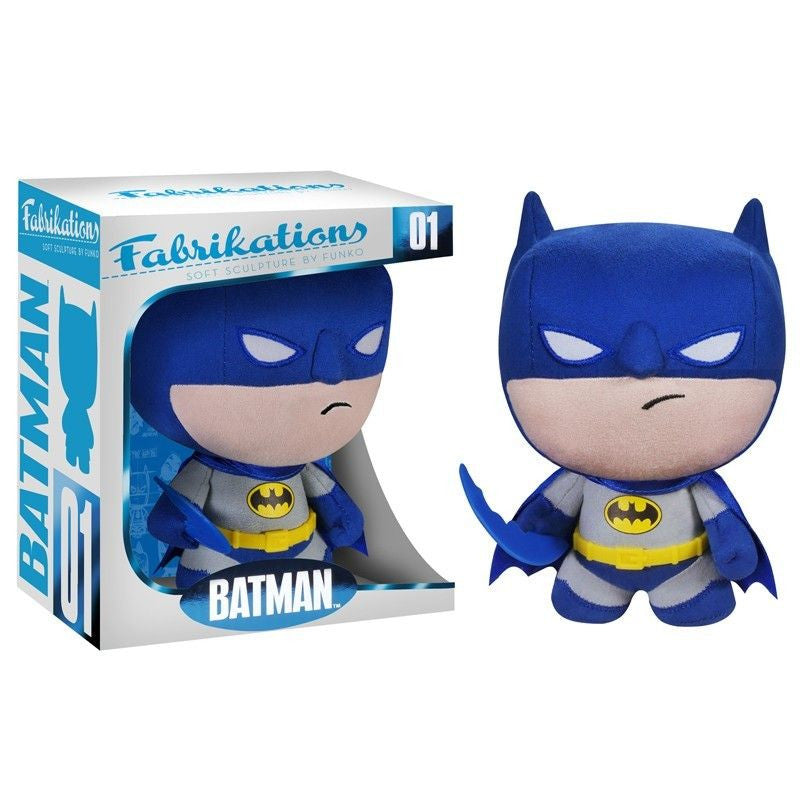 Fabrikations Soft Sculpture by Funko: Batman - Fugitive Toys