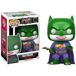 Suicide Squad Pop! Vinyl Figure Batman (Joker) (Summer Convention Exclusive 2017) [188] - Fugitive Toys