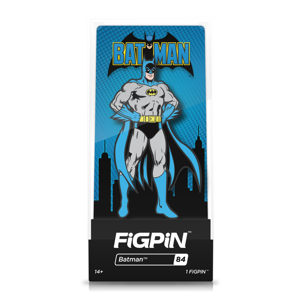 Batman Classic: FiGPiN Enamel Pin Batman [84]