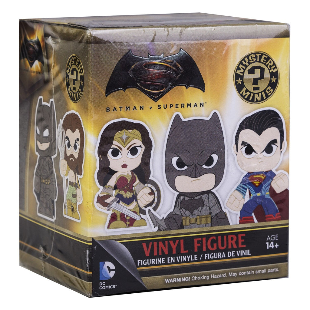 Funko Mystery Minis Batman vs Superman: (1 Blind Box)