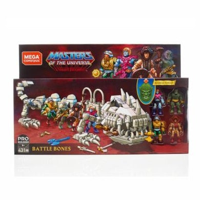 Mega Construx Masters of the Universe Battle Bones [2019 SDCC Exclusive]