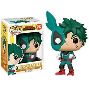 My Hero Academia Pop! Vinyl Figure Deku (Battle) [252]