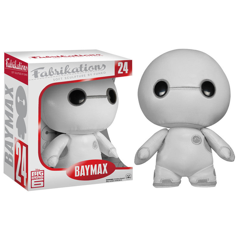 Fabrikations Soft Sculpture by Funko: Baymax [Big Hero 6]