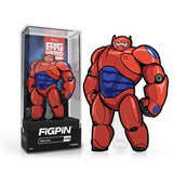 Disney Big Hero 6: FiGPiN Enamel Pin Baymax Armor [406] - Fugitive Toys