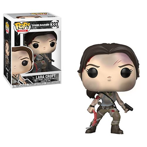 Tomb Raider Pop! Vinyl Figure Lara Croft [333]