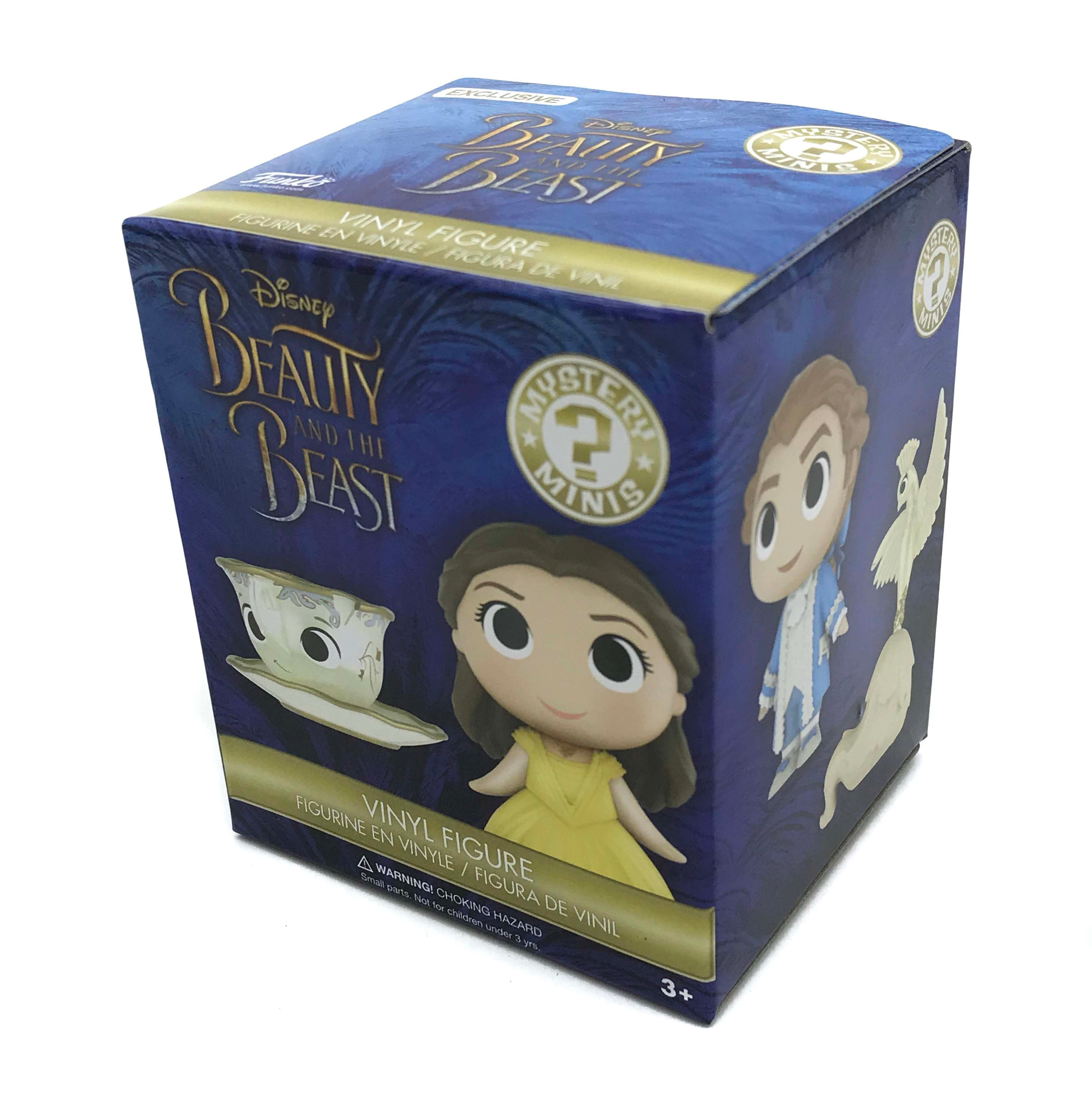 Beauty and the Beast Mystery Minis [Walmart Exclusive]: (1 Blind Box) - Fugitive Toys
