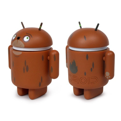 Android Mini Collectible Big Box Edition Vinyl Figure [Bear]