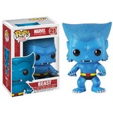 Marvel Pop! Vinyl Bobblehead Beast [21] - Fugitive Toys