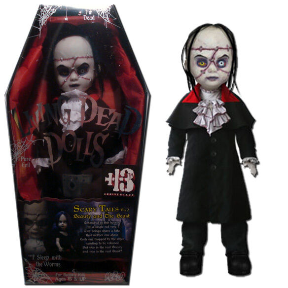 Living Dead Dolls: Beast Scary Tales Vol. 2 13th Anniversary - Fugitive Toys