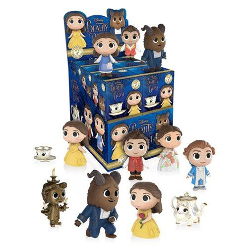 Beauty and the Beast Live Action Mystery Minis: (1 Blind Box)