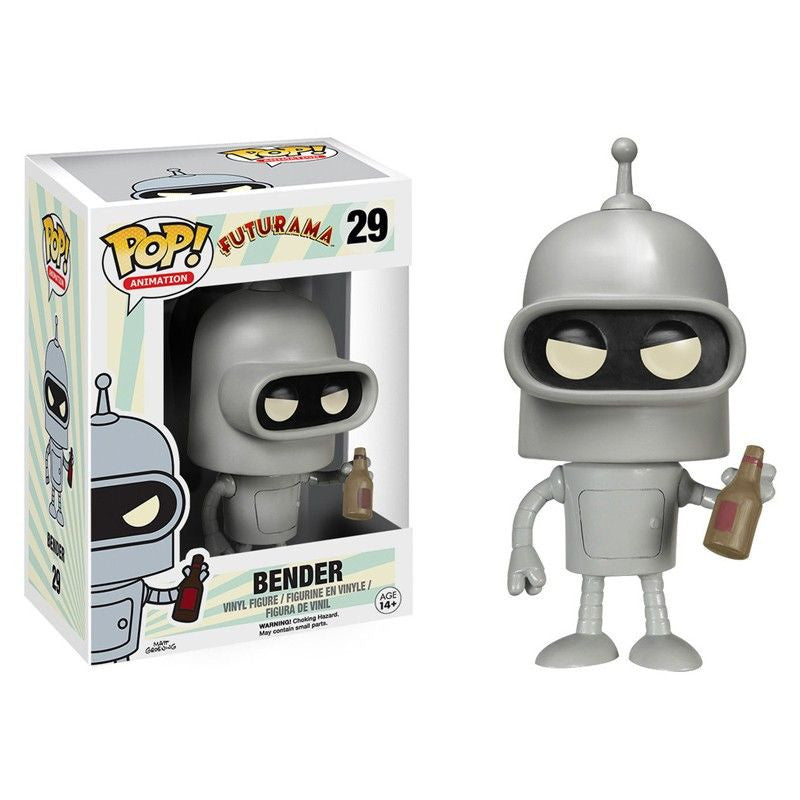 Futurama Pop! Vinyl Figure Bender