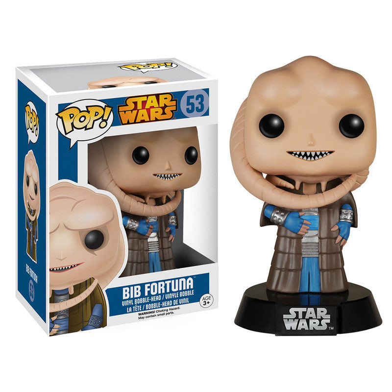 Star Wars Pop! Vinyl Bobblehead Bib Fortuna