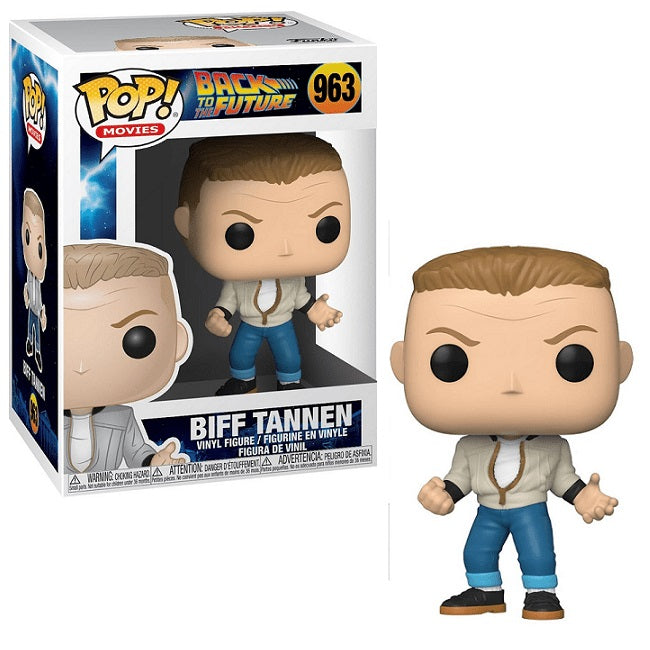 Back to the Future Pop! Vinyl Figure Biff Tannen [963]