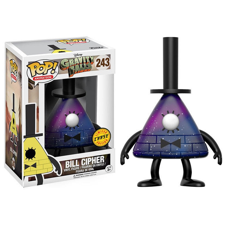 [Preorder] Gravity Falls Pop! Vinyl Figure Bill Cipher (Chase)