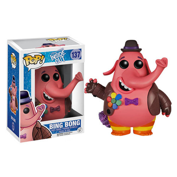 Disney Pop! Vinyl Figure Bing Bong [Inside Out]