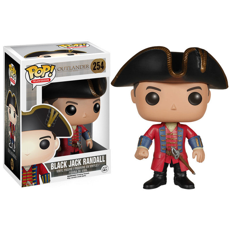 Outlander Pop! Vinyl Figure Black Jack Randall