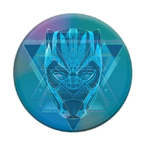 PopSockets Marvel Black Panther: Black Panther Blue