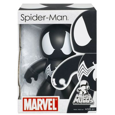 Marvel Mighty Muggs: Spider-Man (Symbiote Suit)