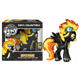 My Little Pony: Black Colorway Spitfire Vinyl Figure [SDCC 2014 Exclusive]