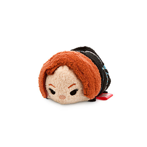 Disney Marvel Black Widow Tsum Tsum Mini Plush