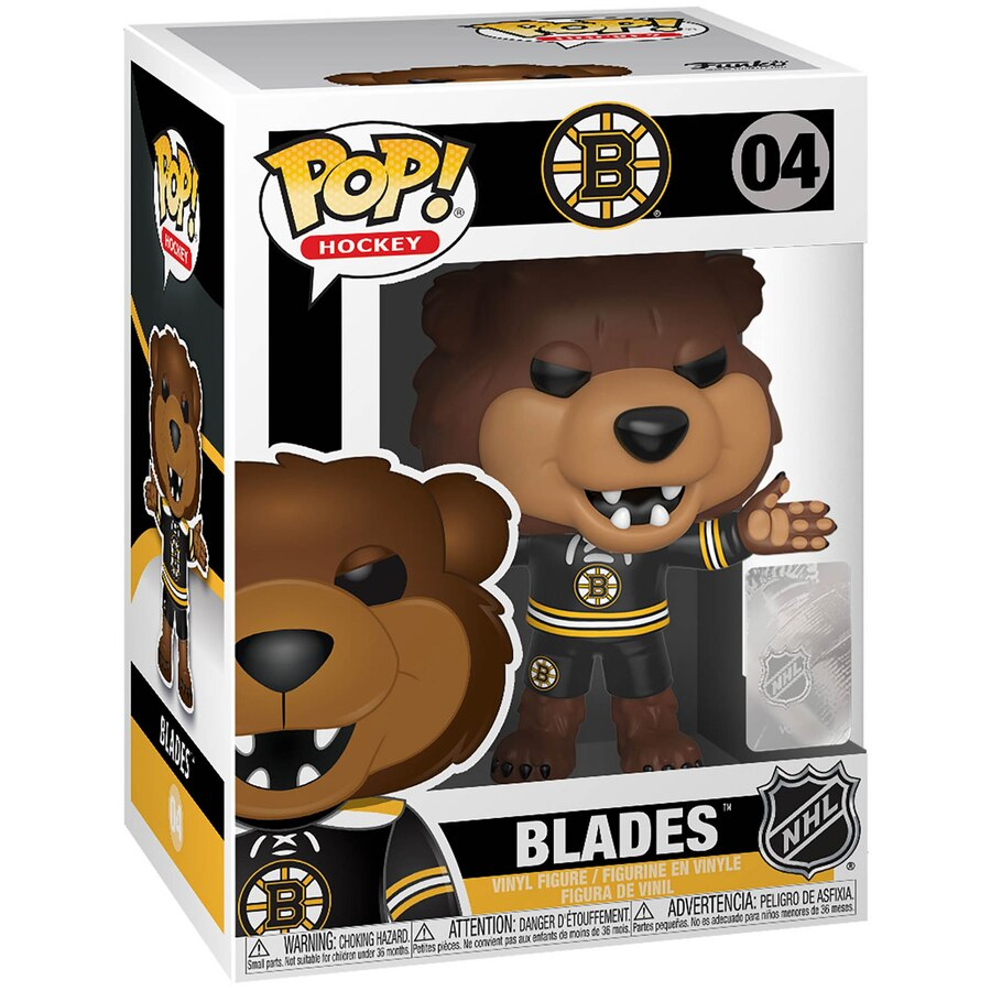 NHL Mascots Pop! Vinyl Figure Blades [Boston Bruins] [04]