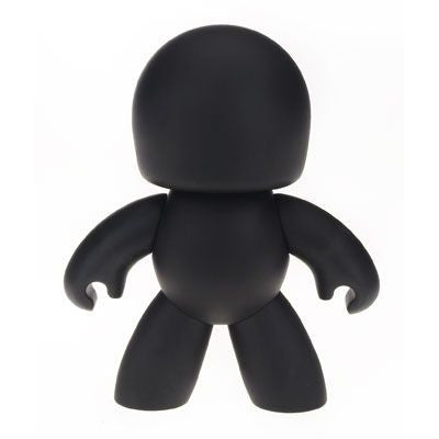 Mighty Muggs: Blank Black