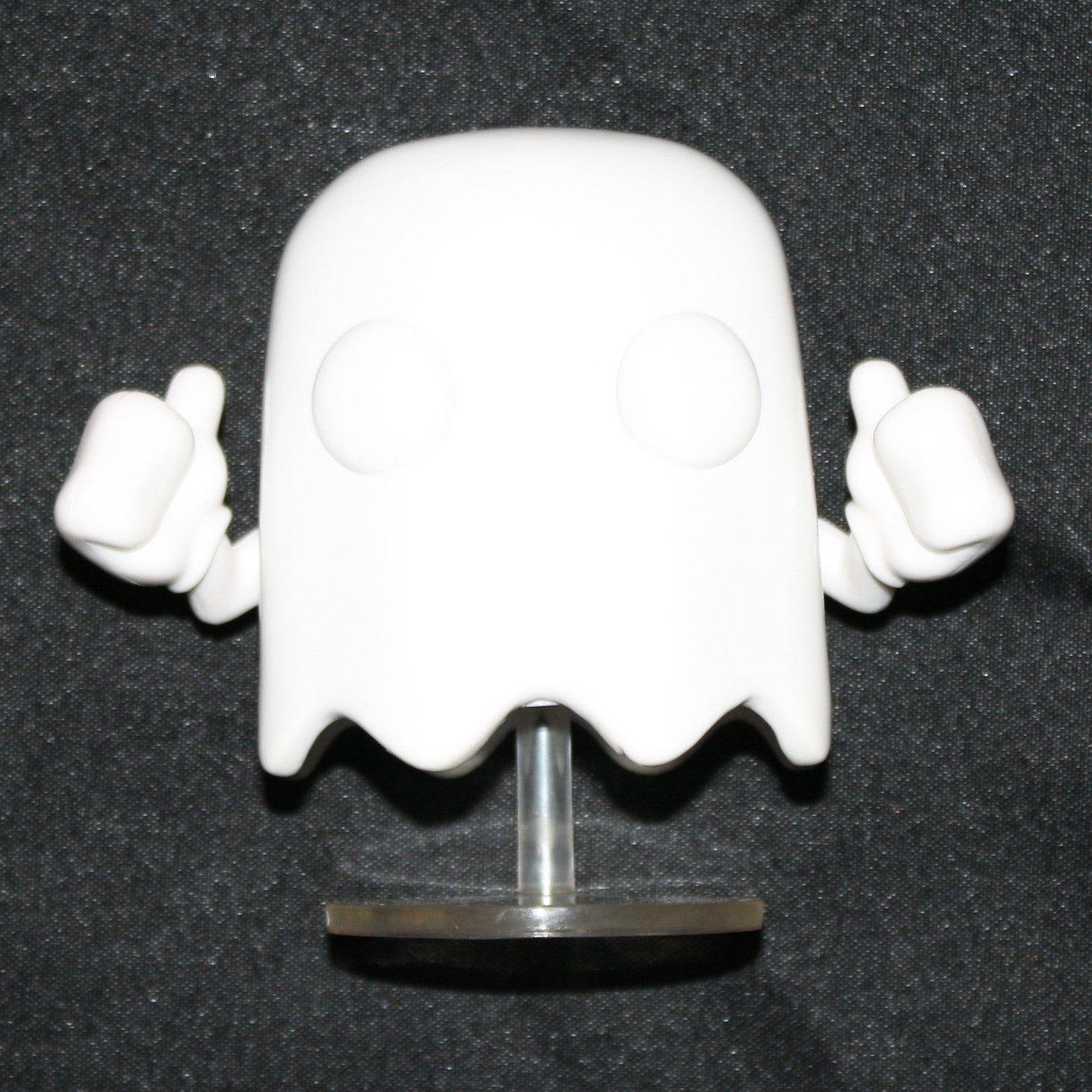 Pac Man Ghost WHITE Proto