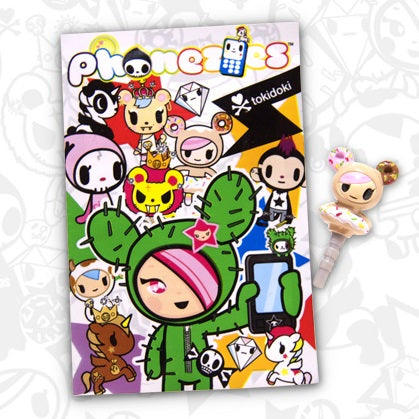 Tokidoki Phonzies: (1 Blind Pack)