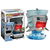Movies Pop! Vinyl Figure Bloody Sharknado [SDCC 2014 Exclusive] - Fugitive Toys