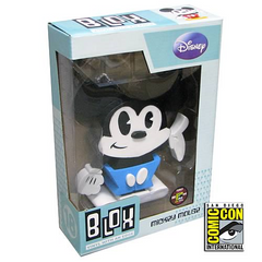 Funko Blox Mickey Mouse Blue Pants [2012 SDCC Exclusive] - Fugitive Toys