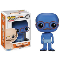 Arrested Development Pop! Vinyl Figure Blue Tobias Funke - Fugitive Toys