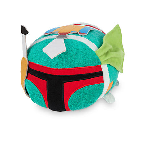 Disney Star Wars Boba Fett Tsum Tsum Medium Plush