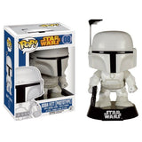 Star Wars Pop! Vinyl Bobblehead Boba Fett [Prototype Suit] Exclusive - Fugitive Toys
