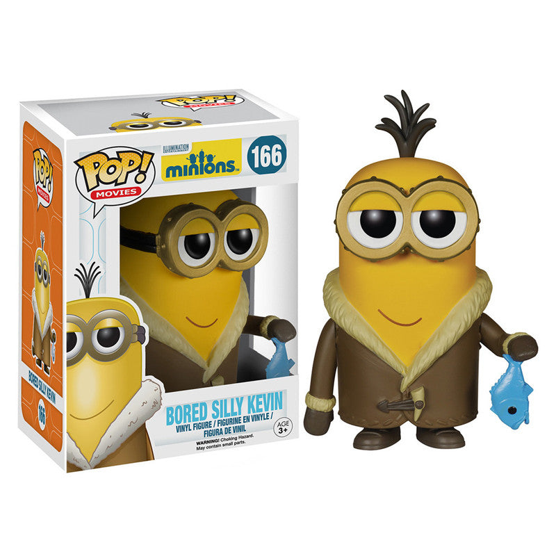 Movies Pop! Vinyl Figure Bored Silly Kevin [Minions]
