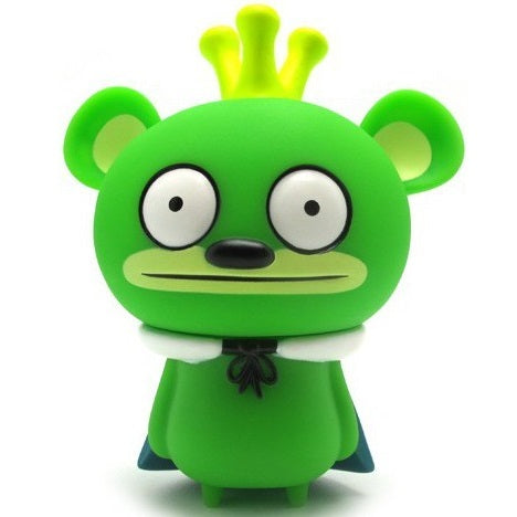 Bossy Bear Green Version