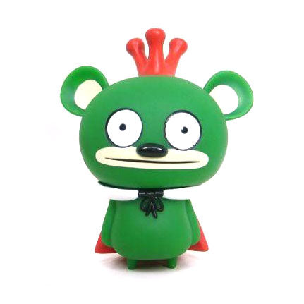 Bossy Bear Dark Green (Xmas Milk & Cookies Guardians Edition) - Fugitive Toys